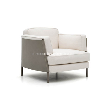 Cadeira lounge Minotti SHELLEY GamFratesi Design